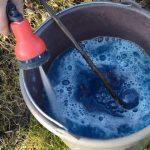 медный купорос голубой