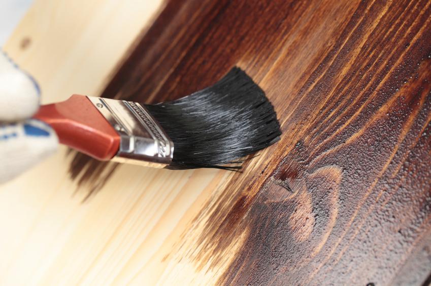 проявление текстуры древесины