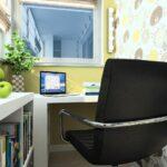 мягкое кресло черное офисное