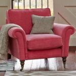 мягкое кресло розовое