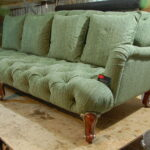диван обтяжка