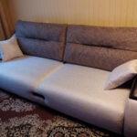диван перетяжка мягкий