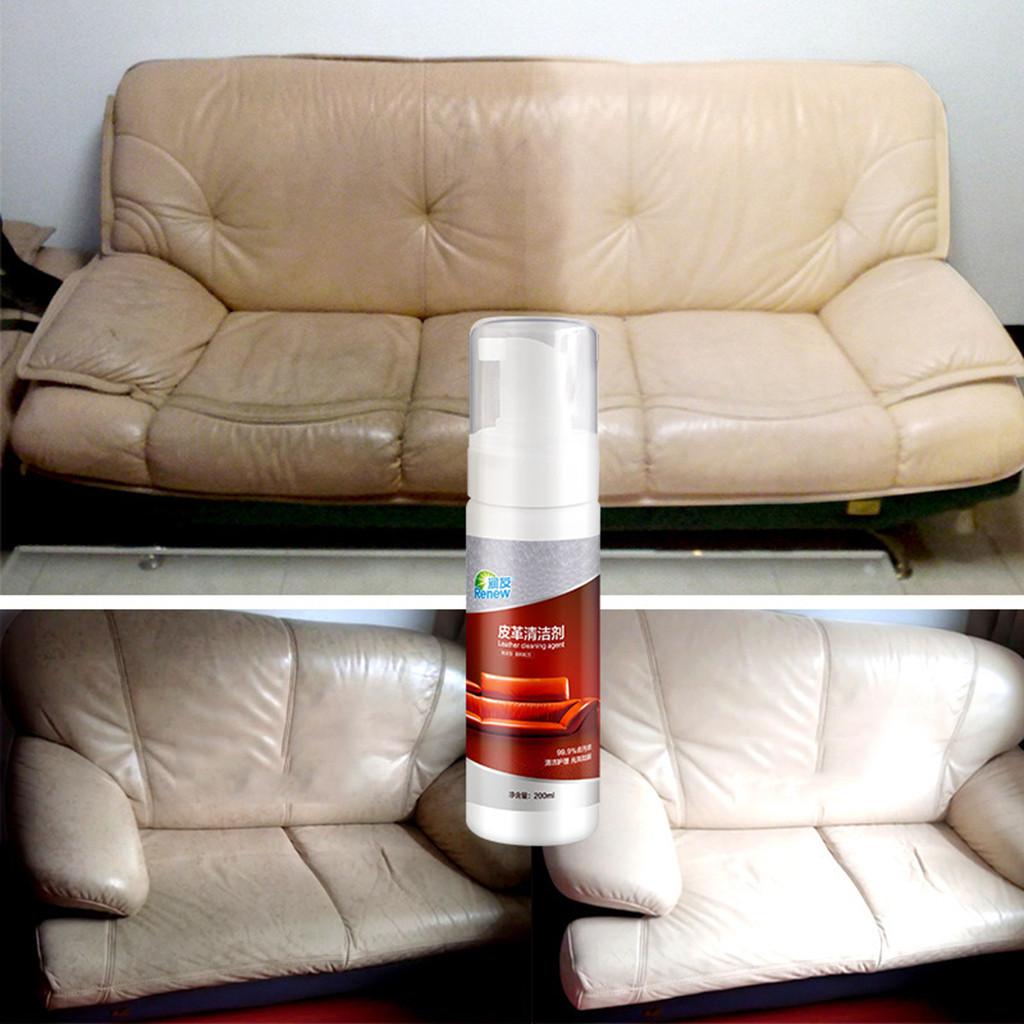 очиститель для кожаных диванов