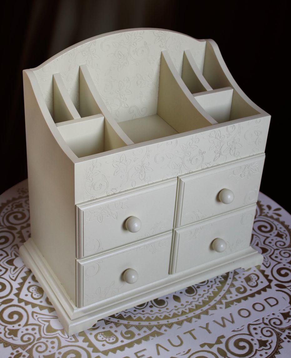 комод для косметики с ящиками