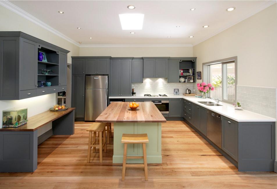 освещение над кухонным столом дизайн идеи