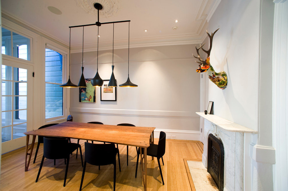 освещение над кухонным столом идеи фото