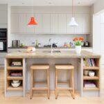 освещение над кухонным столом варианты