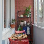 столик на балкон небольшой