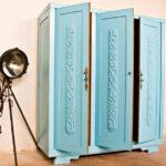 шкаф после реставрации дизайн идеи