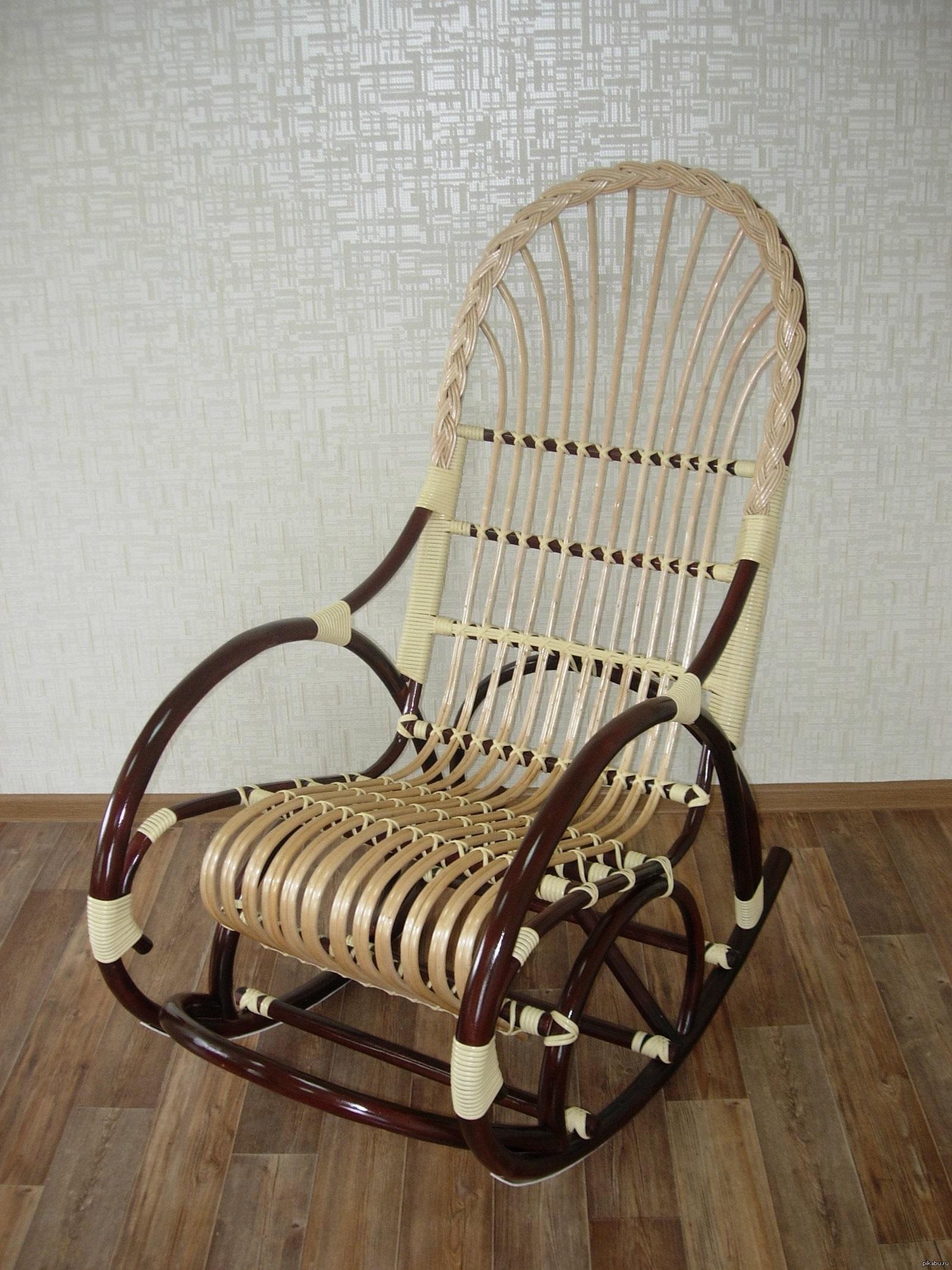 материалы для плетения мебели