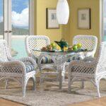 стулья белые плетеные ажур