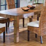 плотные стулья плетеные