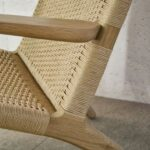 кресло плетеное деревянное