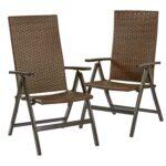 два стула плетеных