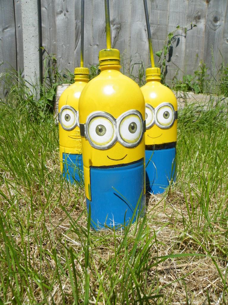 поделки в сад из пластиковых бутылок картинки распространяйте свободном