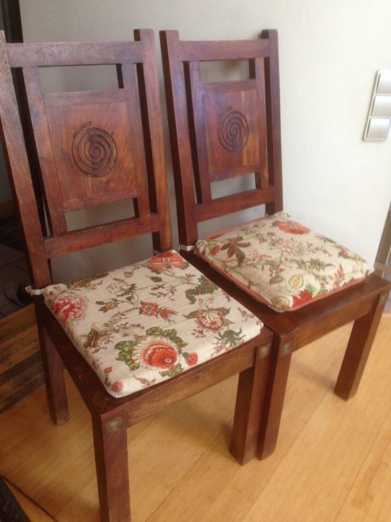 комфорт сидения на подушке