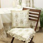 подушка для стула с принтом