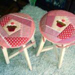 подушка для стула две табуретки