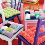 подушка для стула разные
