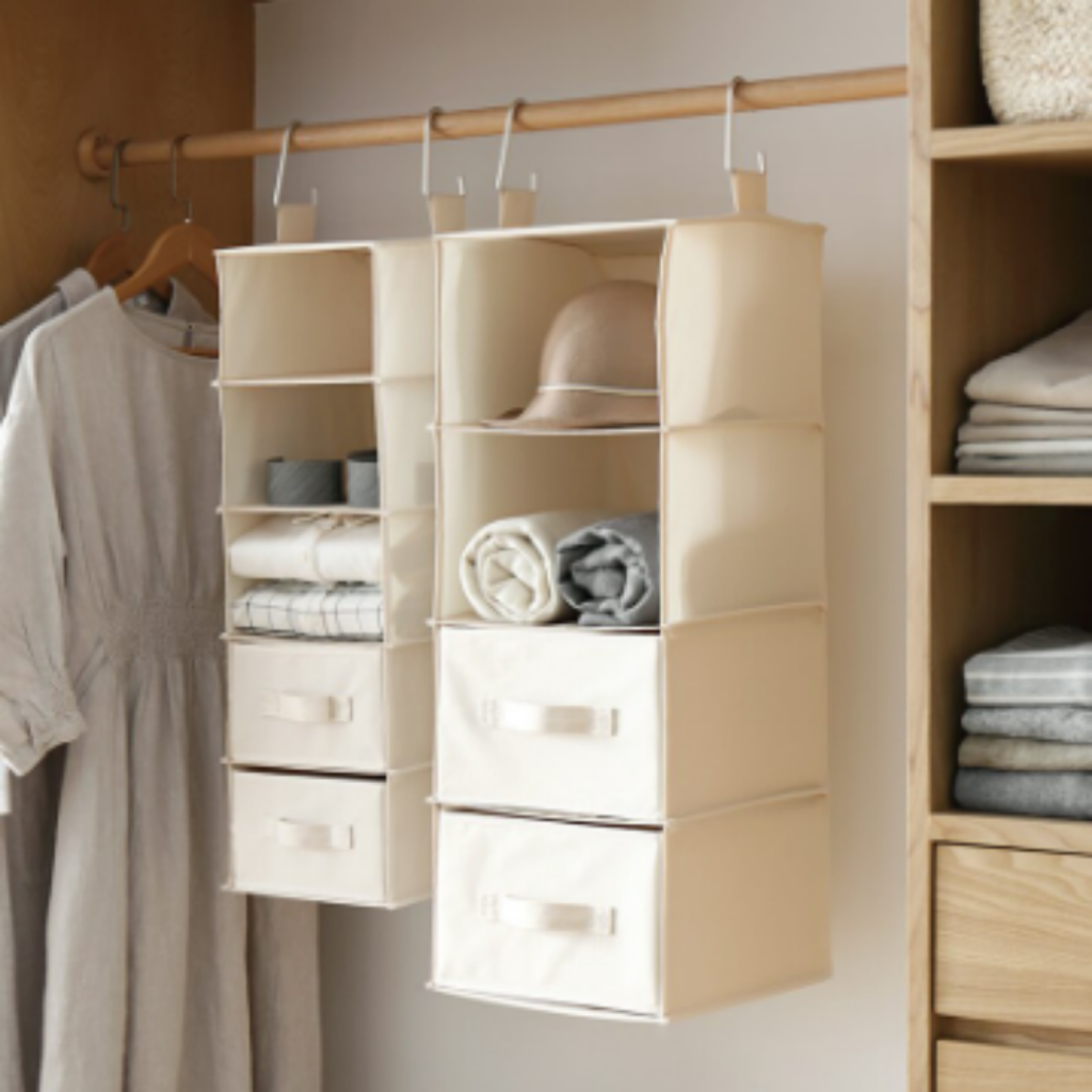 подвесной органайзер для шкафа