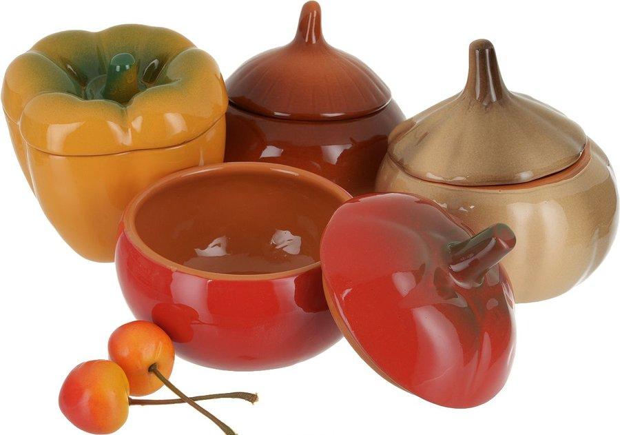 разная посуда для запекания