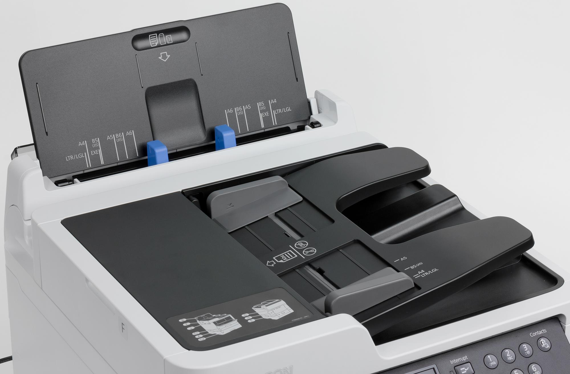 загрязнения принтера