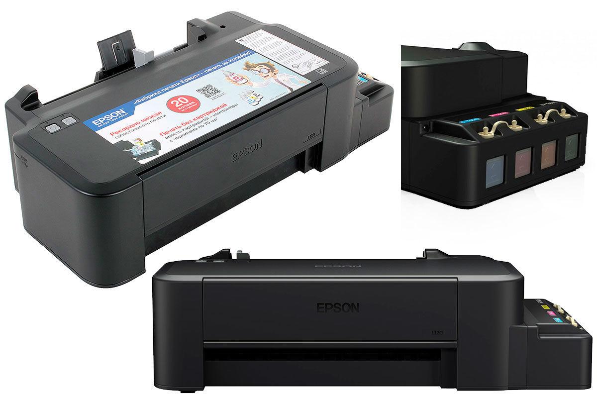 чистить принтер