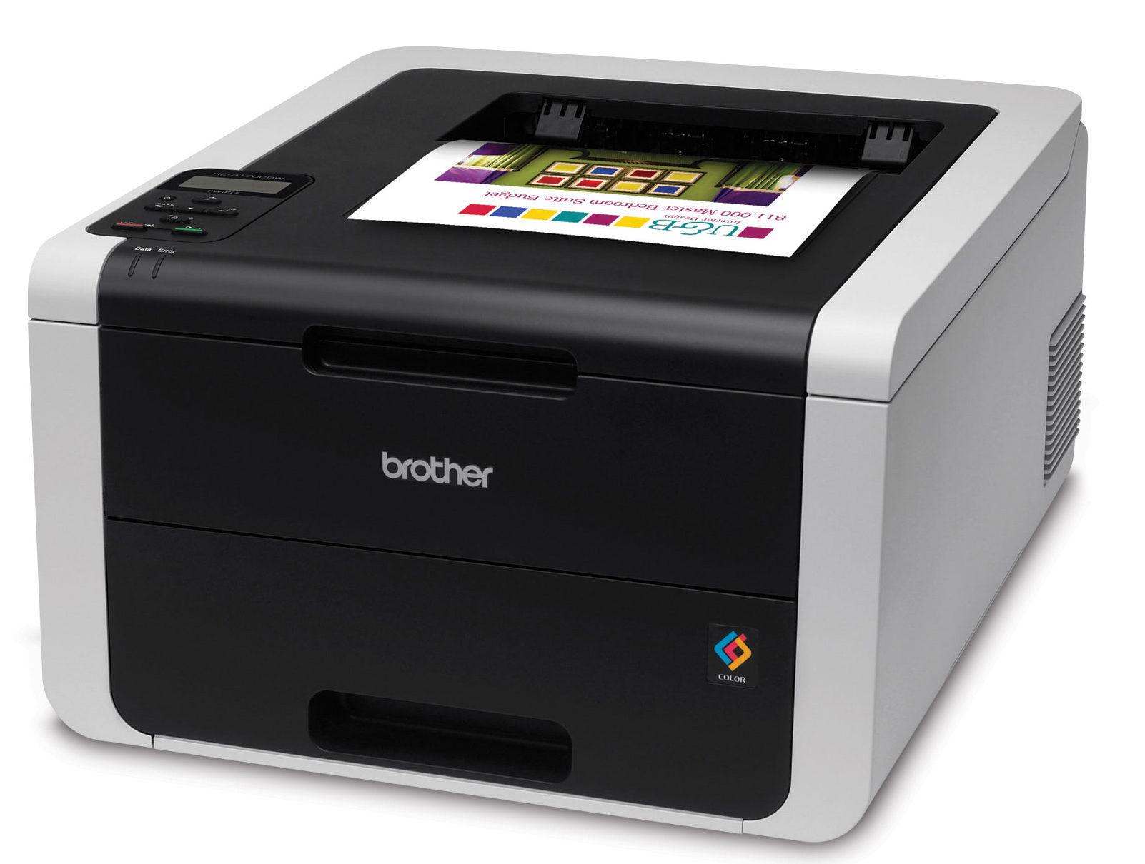 чистку принтера