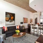 расстановка мебели в однокомнатной квартире идеи дизайн