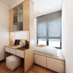 расстановка мебели в однокомнатной квартире идеи дизайна