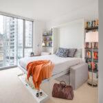 расстановка мебели в однокомнатной квартире декор фото