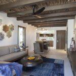 расстановка мебели в однокомнатной квартире декор идеи