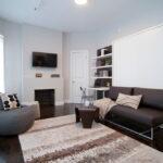 расстановка мебели в однокомнатной квартире идеи интерьера