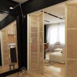 расстановка мебели в однокомнатной квартире виды