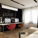 расстановка мебели в однокомнатной квартире фото виды