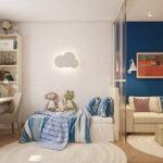 расстановка мебели в однокомнатной квартире фото видов