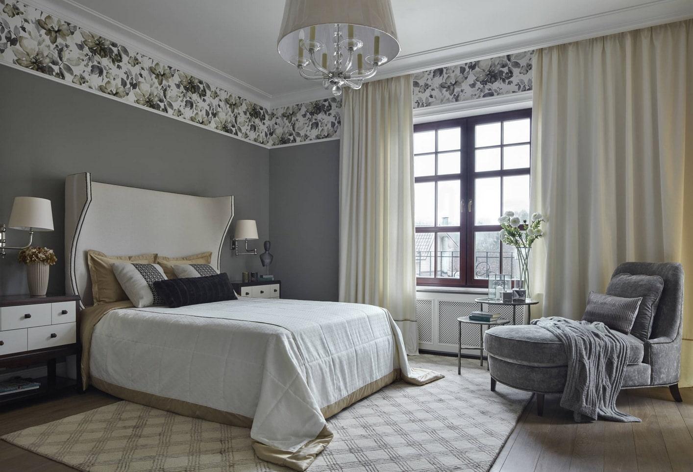 расстановка мебели в спальне варианты фото