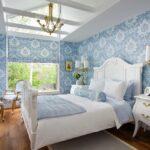 расстановка мебели в спальной комнате идеи декор