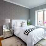 расстановка мебели в спальной комнате фото интерьера