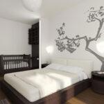 расстановка мебели в спальной комнате оформление фото