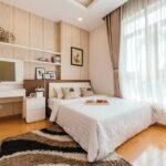 расстановка мебели в спальной комнате варианты