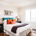 расстановка мебели в спальной комнате варианты фото