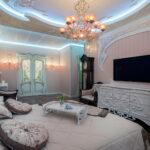 расстановка мебели в спальной комнате виды оформления