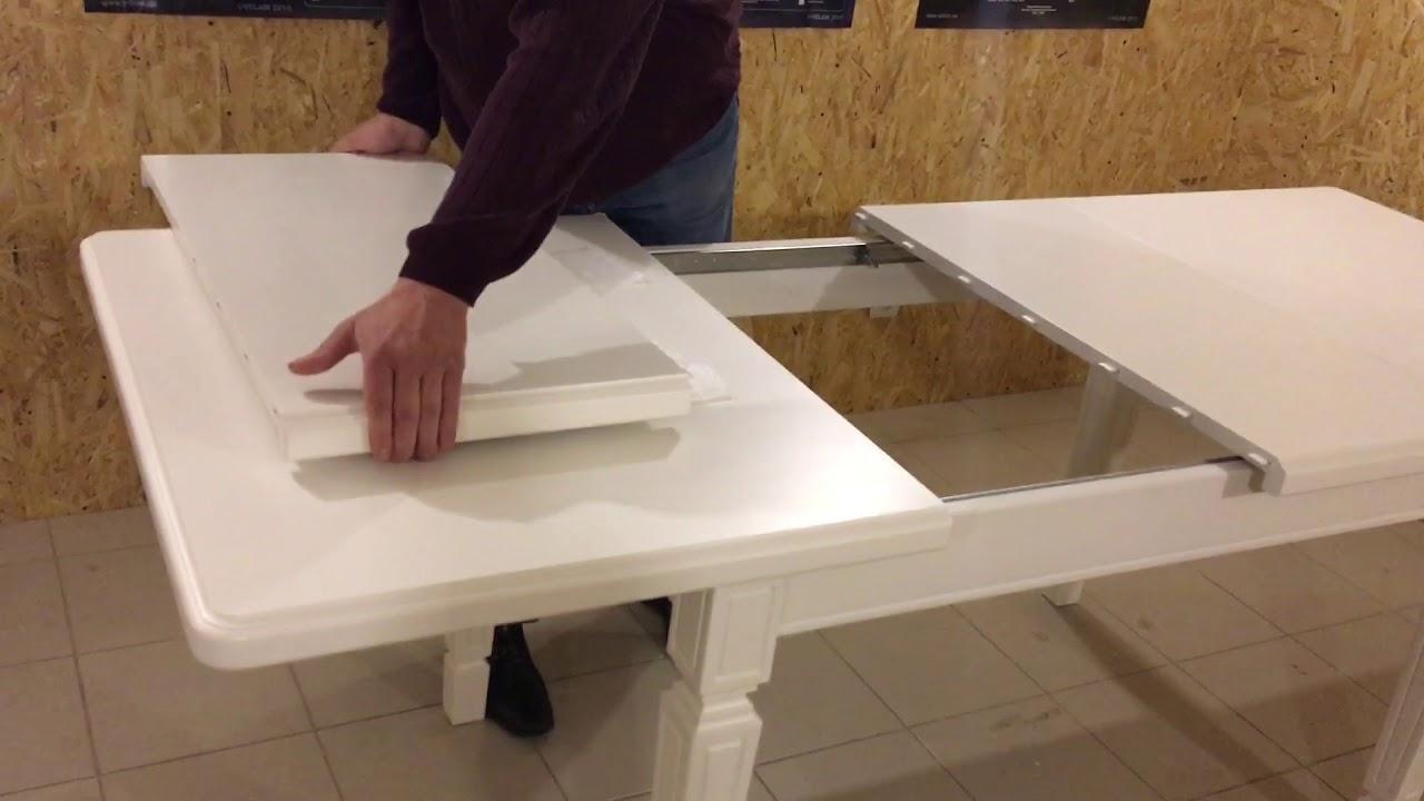 сборку стола