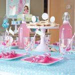 сервировка стола на детский праздник фото идеи