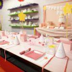сервировка стола на детский праздник идеи фото