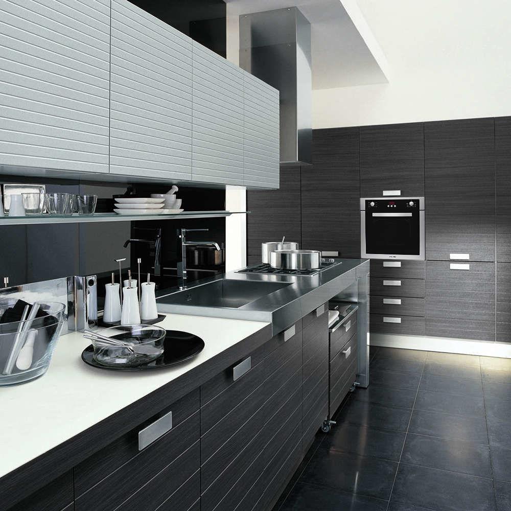 кухни в картинках в черно-белых тонах фото соблюдать правила
