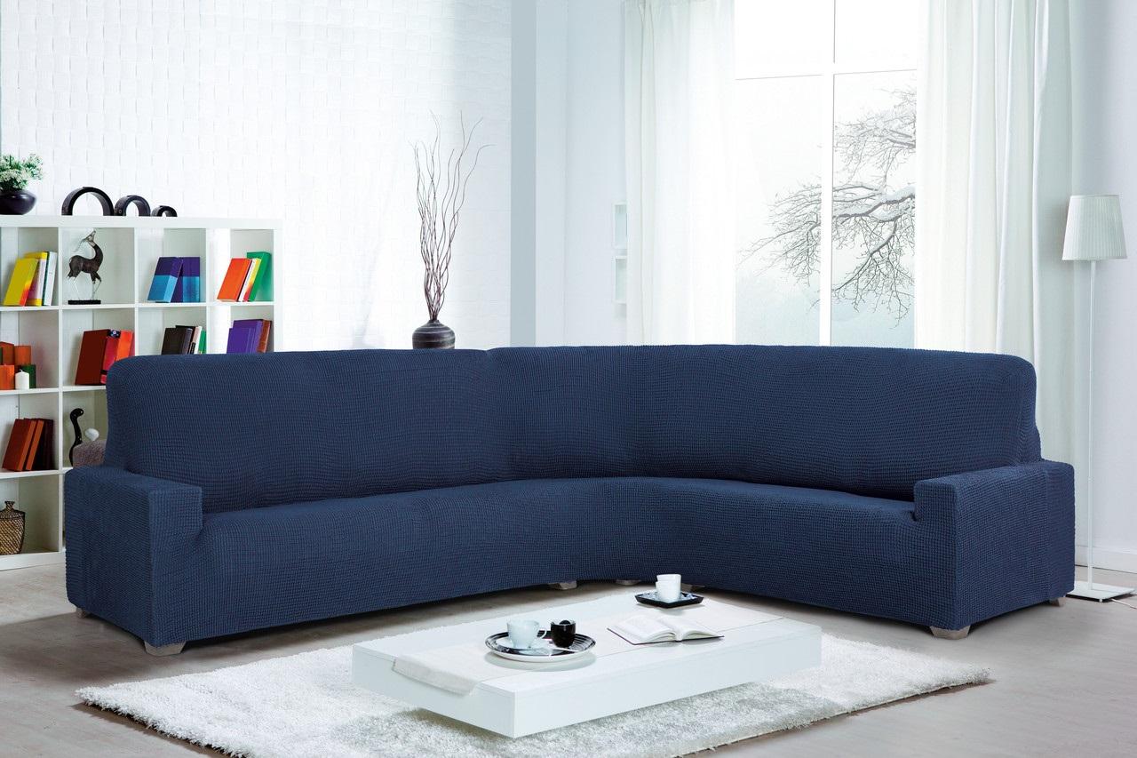 размер синего дивана