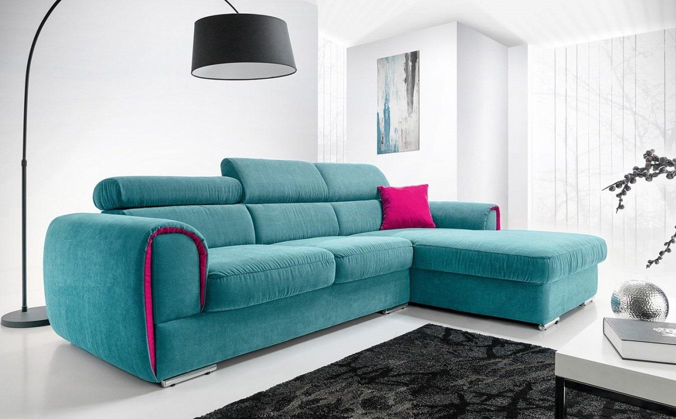 тканевый диван
