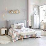 цвета в интерьере светлая спальня